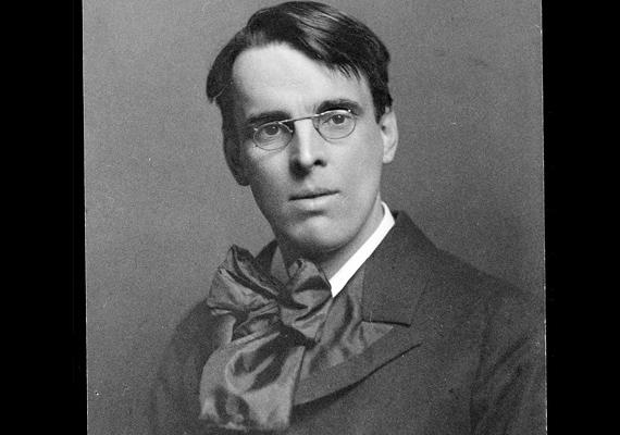 William Butler Yeats irodalmi Nobel-díjas költőnek a szóbeszéd szerint annyira nehezen ment a tanulás, hogy apja időnként könyvvel ütötte a fejét.