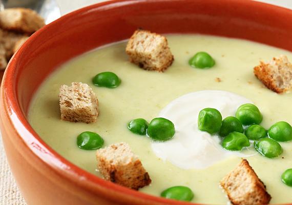 A főzelékfélék kifejezetten ajánlottak, mert tejtermékben és friss zöldségben is gazdagok.