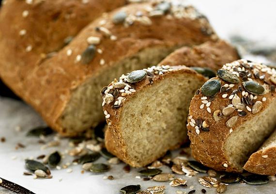 A fehér lisztek helyett fogyassz teljes kiőrlésű gabonát. Nemcsak egészségesebb, de vitaminokban is lényegesen gazdagabb.
