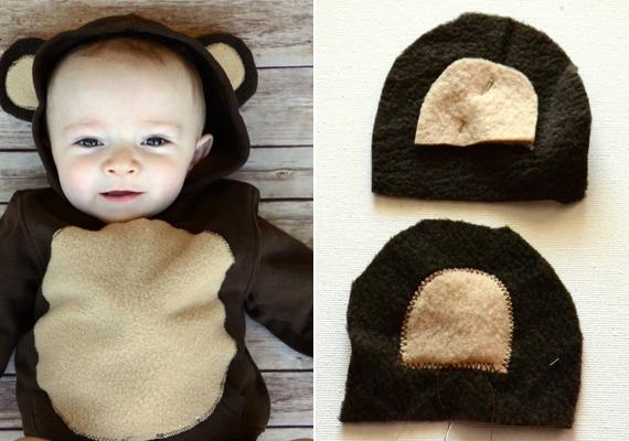 Ez a kedves macijelmez babáknak és kisgyerekeknek is ideális, és pofonegyszerű elkészíteni. Mi más is lenne a leglényegesebb elem, mint a kis fülek? Itt láthatod az elkészítését lépésről lépésre.