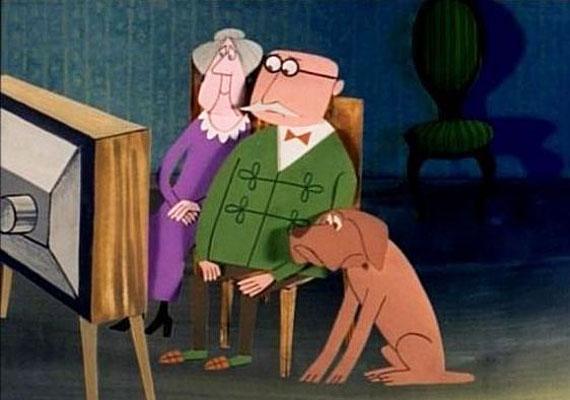 Frakk, a macskák réme a magyar rajzfilmtörténet nagy kedvence a címszereplő barna vizslával és a két nyughatatlan macskával, Lukréciával és Szerénkével.