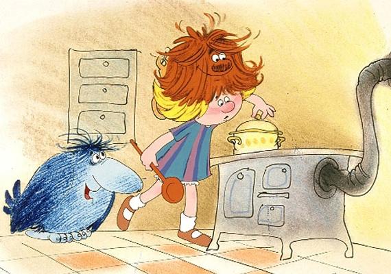 A Pom-pom és társai sorozat a nyolcvanas évek slágere volt, Picurt, Gombóc Artúrt és persze a címszereplőt a mai gyerekek is kedvelik.