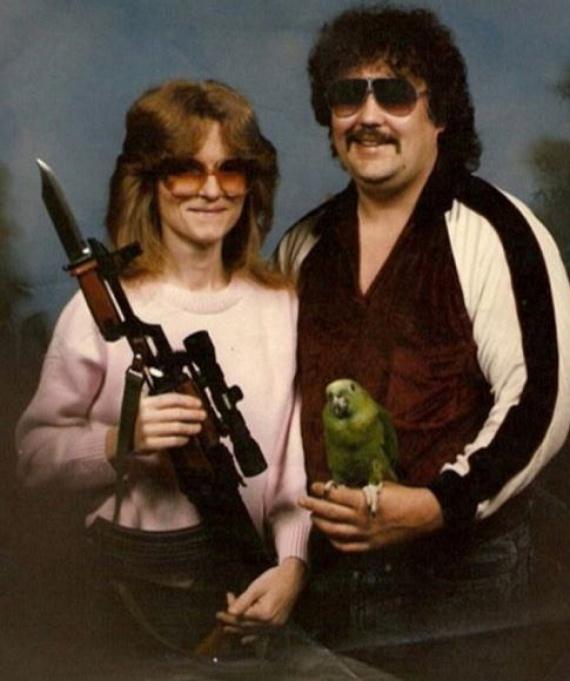 Nem akarjuk megtudni, mi lett utána a papagájjal.