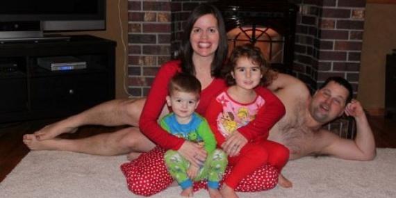 Ledobni a textilt a családi fotóhoz? Mi sem természetesebb.