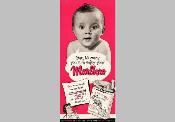 Hű, anya, te aztán biztos élvezed a Marlboródat!