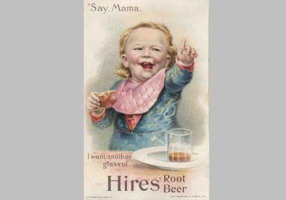 Mondd meg anyának, hogy kérek még egy pohár Hires gyökérsört!