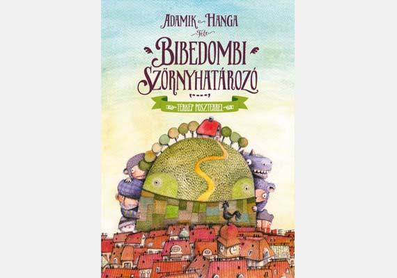 Adamik Zsolt: Bibedombi szörnyhatározó(Cerkabella Könyvkiadó)A szörnyek pedig azért vannak, hogy lássuk, mitől félünk - vallja a könyv szellemisége. Segíts a kicsinek megbirkózni félelmeivel ezzel a vicces kis könyvvel. Ára: 2990 forint.
