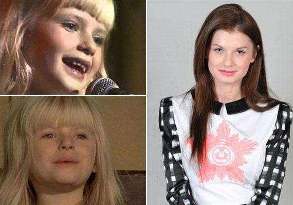 A 41 éves Ullmann Mónikát is gyerekszínészként láthatta először a közönség. Hároméves korától már gyerekszínész volt, majd az éneklésben is kipróbálta magát. Manapság színésznőként ismert.