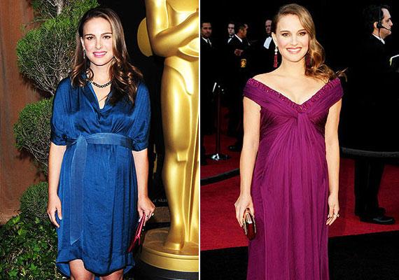 A mell alatti húzás és az elegancia a legkevésbé sem zárják ki egymást - mint az Natalie Portman példája is bizonyítja.