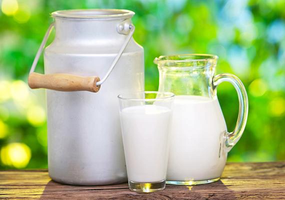 A tojás mellett a tej az egyik leggyakoribb allergiát okozó táplálék, fogyasztása puffadással és gyakori hasmenéssel járhat együtt.