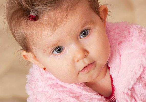 Kicsi orr, kicsi száj (mutatás orra, szájra), keretezi kicsi áll, kupolája homlok (mutatás állra, homlokra). Piros arc, piros nyár (arc simogatása), áfonyakék szembogár (szem lecsukása), a pillái lombok (a szempilla megcsiklandozása).