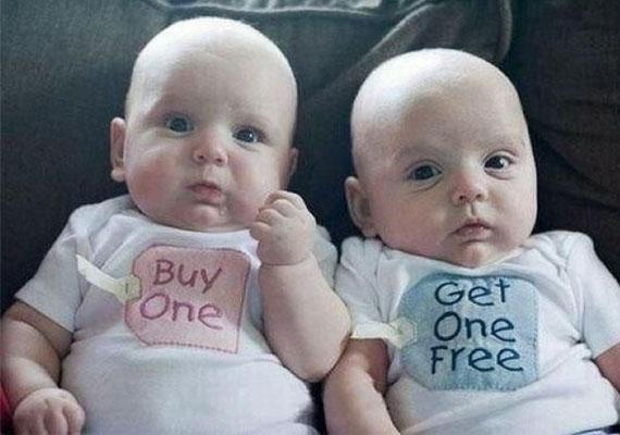 Egyet fizet, kettőt kap!