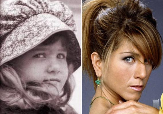 Jennifer Aniston huncut nézésével valószínűleg már az általános iskolában összetört néhány fiatal szívet.