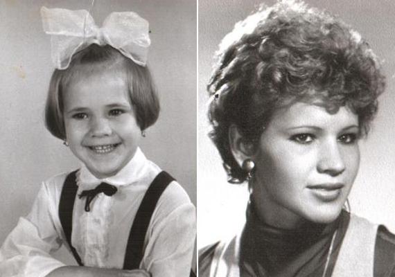 Bíró Ica bájos kislányból igazi ikonná nőtte ki magát, kifogástalan alakját ma is sokan irigylik.