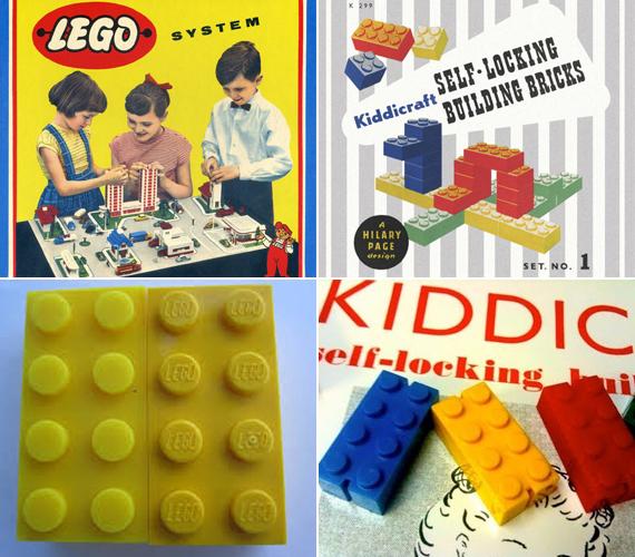 A legónak világszerte sok-sok rajongója van, ám a színes építőjátékot nem a Lego árulta először, hanem Kiddicraft névvel hódított. A Kiddicraft már tíz éve a játékpiacon volt, amikor a Lego alapítója, Ole Kirk Christiansen vásárolt egy műanyagtárgyak gyártásra való gépet. Bár az eladója csak példaként mutatta be egy építőkockával, hogy működik a gép, Ole Kirk Christiansen kapott az ötleten, és másolni kezdte a Kiddicraft építőszetteket. Öngyilkossága után 80 saját ötlete maradt megvalósítatlanul a Lego cég birtokában.