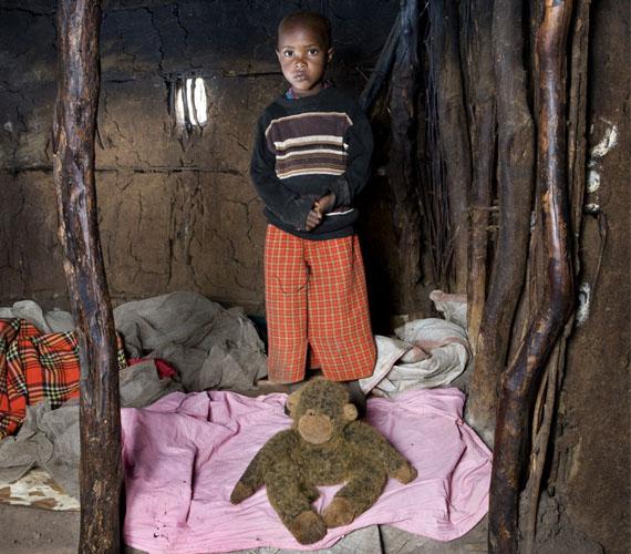 Tangawizi, Keekorok, Kenya.