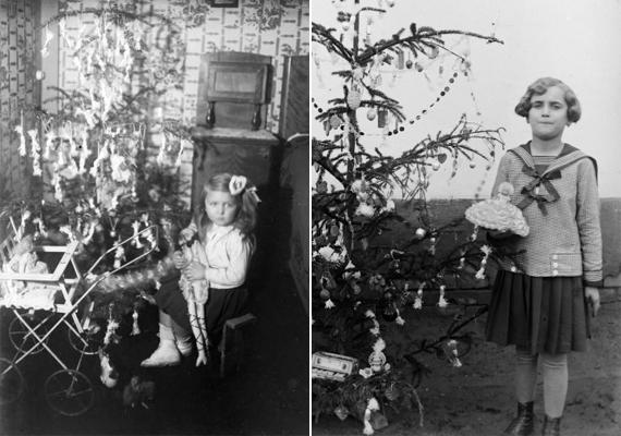Az angyalka is hozott játékokat a kicsiknek -1900, 1918.