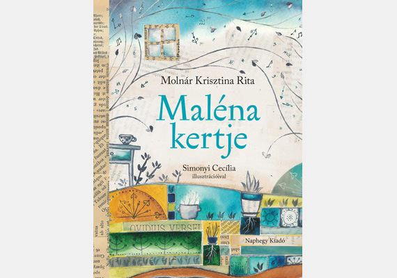 Maléna kertjeA ma valóságát tükröző történet főszereplője, Máli elfoglalt szülők gyermeke, aki egy tücsöknek meséli el legféltettebb titkait. A leírásokban gazdag szöveg, az izgalmas fordulatok, a humor és az illusztrációk gazdagsága magával ragadhat minden gyermeket és a felnőttet. Ára 2890 forint.Naphegy kiadó, 2013, szerző: Molnár Krisztina Rita