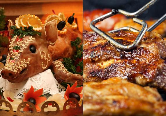 A malacsült kedvelt újévi étel, illetve ünnepek környékén a legtöbb családban több disznóhúst fogyasztanak a megszokottnál. A túlságosan égett vagy zsíros vörös húsok azonban növelik a daganatos, valamint a szív- és érrendszeri betegségek kialakulásának esélyét. Tudd meg, mennyi lehet a limit!