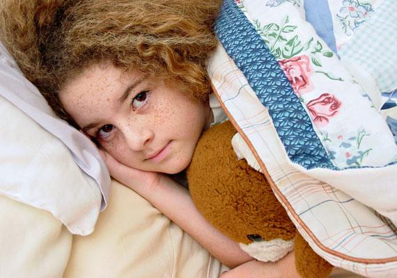 Az álmatlanság, a szakaszos és felületes alvás ugyancsak utalhat vérszegénységre - bár az sem zárható ki, hogy lelki okok állnak a probléma hátterében.