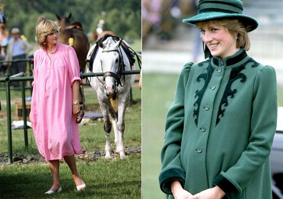 Vilmos herceg édesanyja, Diana hercegnő terhessége nem volt minden problémától mentes. A 20 éves anyuka várandósságát súlyos reggeli hányinger kísérte, emellett bulimiától is szenvedett, amikor kiderült, hogy első gyermekét hordja a szíve alatt. Terhessége elején sokat fogyott, és rendkívül megviselte fiatal szervezetét a változás.