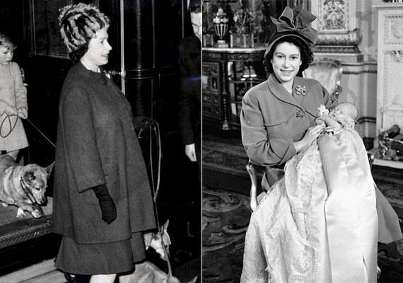 II. Erzsébet királynő első két gyermeke - Károly herceg és Anna hercegnő - még trónra lépése előtt születtek. Esküvője után egy évvel, mindössze 22 évesen esett teherbe Károllyal, aki erős, egészséges babaként 1948. november 14-én éppen éjfél előtt jött világra.