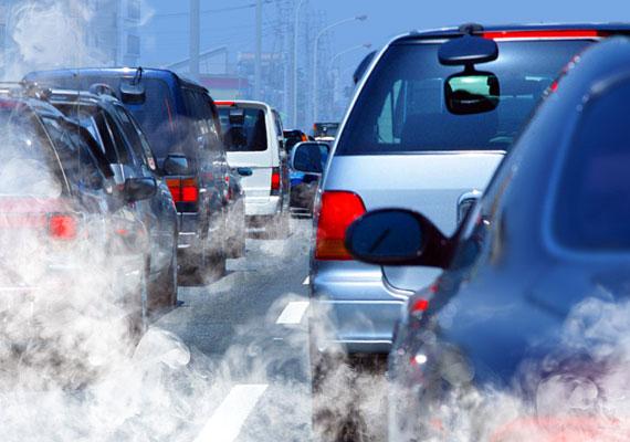 A légszennyezettség is károkat okozhat a baba egészségére nézve.