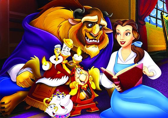 A szépség és a szörnyeteg időtlen történetéből szintén csodaszép Walt Disney rajzfilm-feldolgozás készült. Nem pusztán egy lassan kibontakozó, romantikus szerelmi szálat tartogat a mese, hanem ráébreszti a gyerekeket arra, hogy a taszító külső mögött olykor érzelmes szív és nemes lélek lapul.