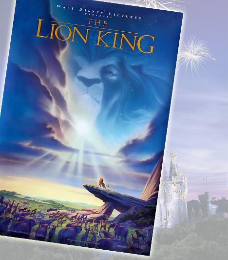 Az oroszlánkirály - 1994Disney klasszikusa még az animációs mesék közt is megállja a helyét. A csodálatos zenéknek és a gyönyörű rajzolt képi világnak köszönhetően még ma is minden gyerkőc számára élvezetes, ahogy Simba, az elkényeztetett oroszlánkölyök királlyá érik.Kapcsolódó cikk:A 7 legédesebb gyerekmondóka »