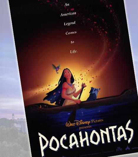 Pocahontas - 1995A klasszikus éneklős Disney vonalhoz tartozik a Pocahontas is, azonban a hercegnők helyett ezúttal az erdőt benépesítő csodálatos világ kerül előtérbe. A mese nagy hatással volt James Cameronra is, hiszen az Avatarban számos eleme visszaköszön.Kapcsolódó cikk:Az 5 legszebb gyerekmese - Szerintünk »