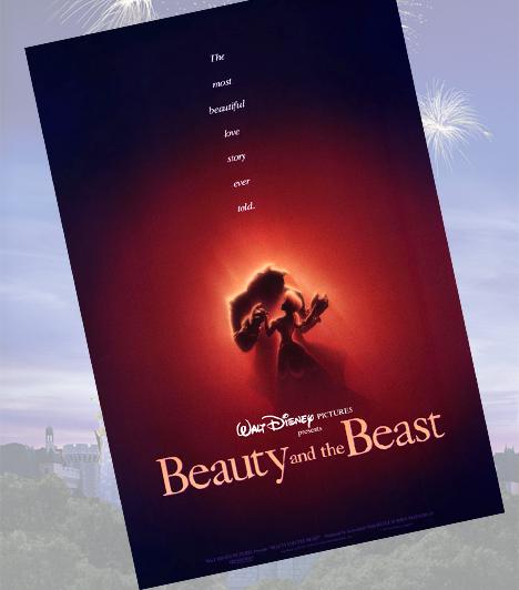 Szépség és a szörnyeteg - 1991Belle véletlenül kerül az elvarázsolt kastélyba, ahol nem csak a teáskanna és a gyertyatartó okoz meglepetést, de hamarosan a kastély fura urára is rábukkan. Ahogy azonban a mesékben lenni szokott, a szőrös szörny külseje egy sokkal vonzóbb herceget rejt. Az örökzöld mese vitathatatlanul Walt Disney feldolgozásában a legszebb.