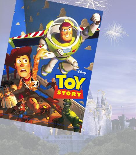 Toy Story - Játékháború - 1995A Toy Story - Játékháború 1995-ben mérföldkőnek számított a mesebirodalomban, hiszen az első egész estés animációs film volt. Hiába azonban az újítás, a Toy Story maga is kimondja, hogy a régimódi hősök felett soha nem jár el az idő, hiszen Woody, a lovagias cowboy végülis Buzz, a katonás macsó szívét is meglágyítja, annak ellenére, hogy nem éppen jóbarátokként fognak bele a kalandokba.