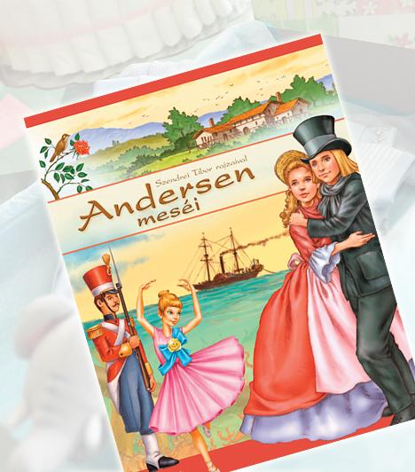 Andersen meséi  Hans Christian Andersen dán meseíró történetei világszerte ismertek. A kis gyufaáruslány, A kis hableány és A rendíthetetlen ólomkatona mind az ő fantáziájának szülöttei. Ezekről a varázslatos történetekről pedig kár lenne lemaradnia a gyerkőcnek!
