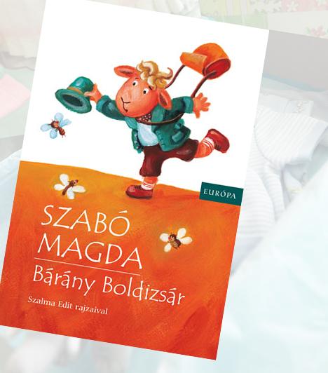 Szabó Magda: Bárány Boldizsár  Bárány Boldizsár régóta az alapmesék közé tartozik. Szabó Magda ragyogó nyelvezettel, játékos szófordulatokkal mondja el a nemtörődöm kisbárány történetét, aki a mese végén jó útra tér. A kötetet Szalma Edit illusztrálta.