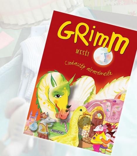 Grimm mesékJacob és Wilhelm Grimm nyelvtudósok nevét sokkal inkább gazdag mesegyűjteményüknek köszönhetően ismerik a világ különböző pontjain. A Grimm mesék nélkül valószínűleg Disney sem lenne, hiszen Csipkerózsika, Hamupipőke és Hófehérke is az ő hercegnőjük. A teljes mesegyűjtemény nélkülözhetetlen tagja a gyerekkönyvtárnak.
