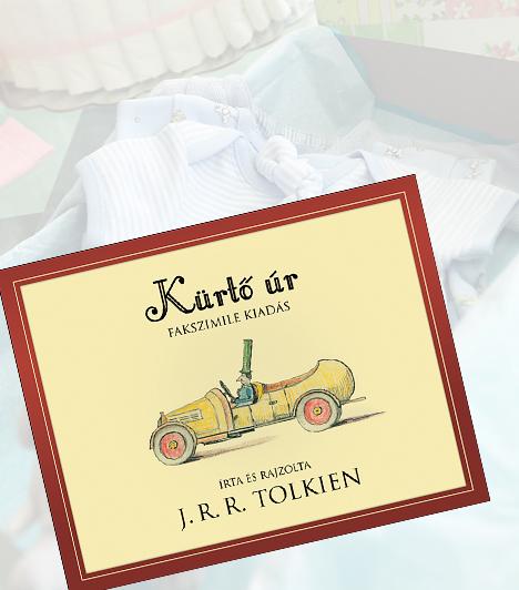 J.R.R. Tolkien: Kürtő úrTolkien egykor saját gyermekeinek szórakoztatására írta Kürtő úr meséjét. A fakszimile kiadás a zseniális nyelvész-író saját kézírását és rajzait is tartalmazza. A gyűrűk ura szerzője ezúttal eposz helyett egy kedves gyerekmesét kanyarított abból, ami épp eszébe jutott. Így kerülhet egy világba Paprika asszony, Erős úr, és maga Kürtő úr.