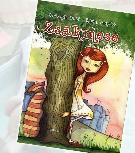 Ördögh Ottó, Róth Anikó: ZsákmeseÖrdögh Ottó lenyűgöző meséje, Róth Anikó rajzai és festményei révén a mesék álomvilágába kalauzolja a gyerekeket. A telhetetlen, mohó Zsák, és a kislány története esti mesének is kiváló. Készülj fel rá, hogy a különlegesen kidolgozott könyv képei, és színes betűi nyomán te is olthatatlan vágyat érzel, hogy együtt utazz a világegyetem egyszerű csodái felé Zsákkal, a kislánnyal és csemetéddel.