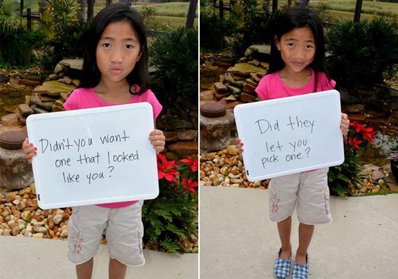 Nem akartál olyat választani, aki hasonlít rád?Választhattál magadnak gyereket?