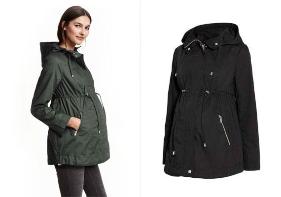 Idén is divatos a parka, így nem lőhetsz mellé, ha egy ilyen kabát mellett teszed le a voksod. Ez a darab olívaszínben és feketében is elérhető.H&M, 12 990 forint.