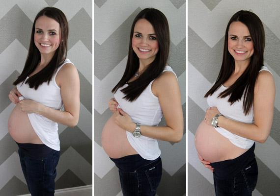 6 hónapos terhes akar fogyni valódi módok a hasi zsír elvesztésére