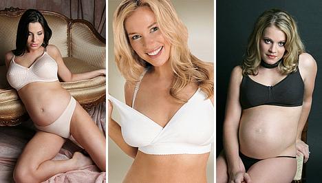 A Mammola sportmelltartója kifejezetten terhes nőknek lett  továbbfejlesztve 31f4a7c625