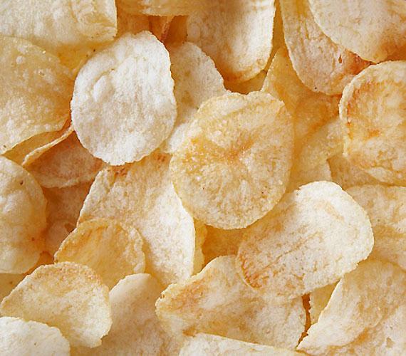 Hogy sok chips tele van van vele, nem különösebben meglepő.