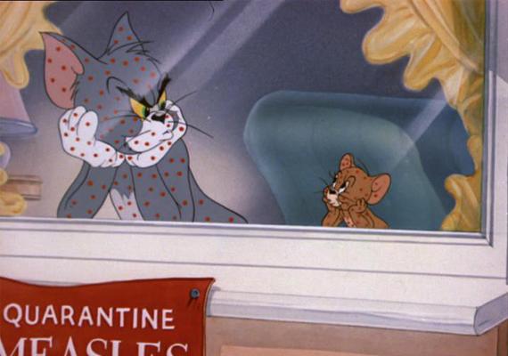 Amennyiben a Tom és Jerry a nagy kedvenc, gyerkőcöd állatbarát lehet, aki valószínűleg imád játszani, nagyon szereti a tréfákat, és jó a humorérzéke is.