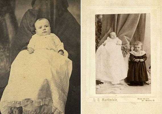Az apróságokat a jelek szerint a legkevésbé sem zavarta a fotózkodással járó macera - a lényeg, hogy anya ott legyen.