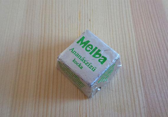 Sokunk nagymamájának zsebéből bukkant elő néha meglepetés Melba kocka.