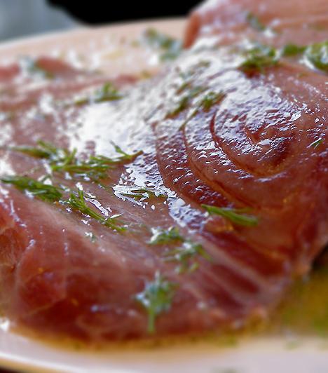 HalA halfélékra ugyanaz érvényes a szoptatás alatt, mint várandósság idején. Magas higanytartalma miatt kerüld a cápa, a kardhal és a királymakréla húsát. Tonhalból a heti limit 20 dkg, de lazacból se fogyassz 40 dkg-nál többet.