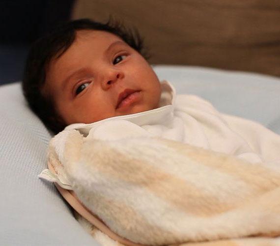 Blue Ivy Carter Beyoncé és Jay-Z gyermeke.
