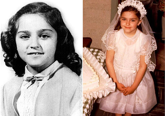 Az, aki még gyerekkorában ismerte Madonnát, valószínűleg álmában sem gondolta volna, hogy ebből a szende, aranyos kislányból egyszer még a popszakma polgárpukkasztó nagyasszonya lesz. Ártatlan mosolya legalábbis nehezen összeegyeztethető a későbbi énjével, aki megharcolt ugyan a divatikon és szexszimbólum titulusokért, de karrierje sztárallűröktől és botrányoktól sem mentes.