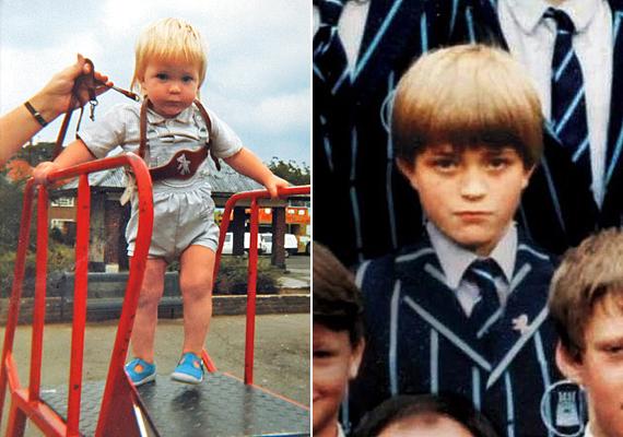 Bizonyára Robert Pattinsonról sem sokan gondolták azt kiskorában, hogy ebből a fiúból egyszer még a nők bálványa lesz, aki színészként és modellként is fényes karriert fut be. Nemcsak azért, mert csemeteként szó szerint rövid pórázon tartotta az anyukája, hanem azért is, mert tinédzserkoráig nem igazán mutatkoztak meg sármos arcvonásai.