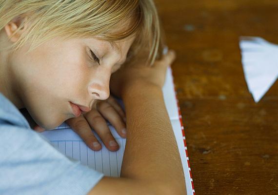 Vannak gyerekek, akiknek este jobban fog az agya, de a későig elnyúló, szüntelen tanulás nem tesz jót a fejlődő szervezetnek, és gyakran nem is hatékony. Ha nincs az agytorna és a lefekvés között egy kis levezetés - játék, mese vagy beszélgetés -, a nyugodt alvás éppúgy veszélybe kerül, így kimerült lesz a gyerek.